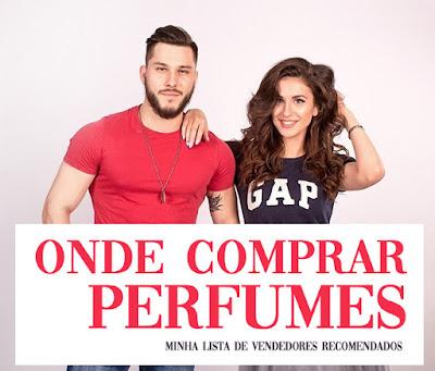 Onde comprar perfumes baratos