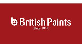 British Paints Unveils its New Signage