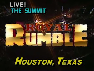 WWF / WWE ROYAL RUMBLE 1989 DVD Live in Houston, Texas