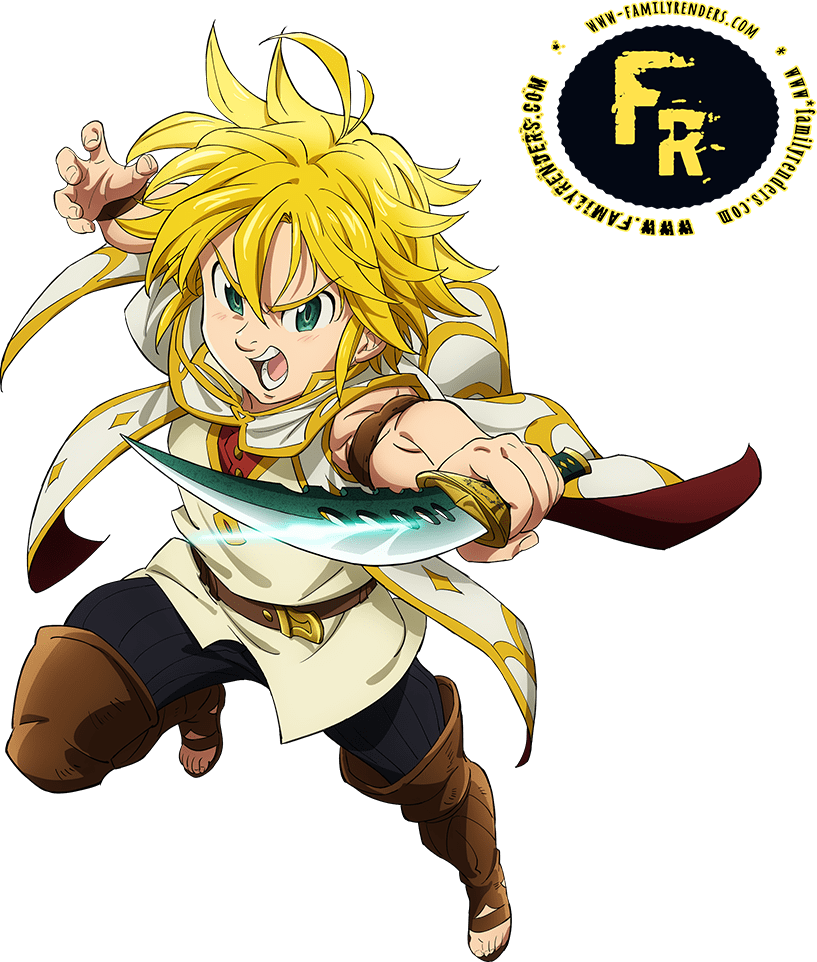 render meliodas MOVIE