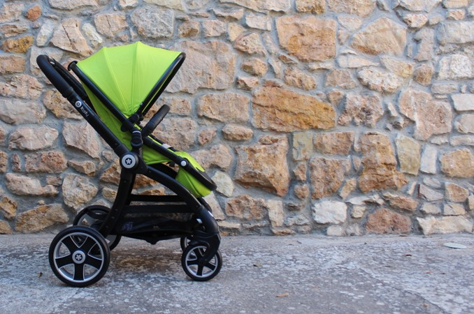 Evostar 1 de Kiddy - Lime Green