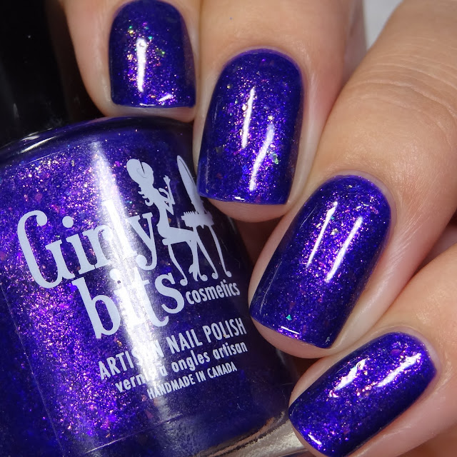 Girly Bits Grape Escape