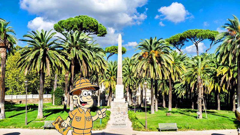 Bambini: Caccia al Tesoro a Villa Torlonia. Visita e Attività