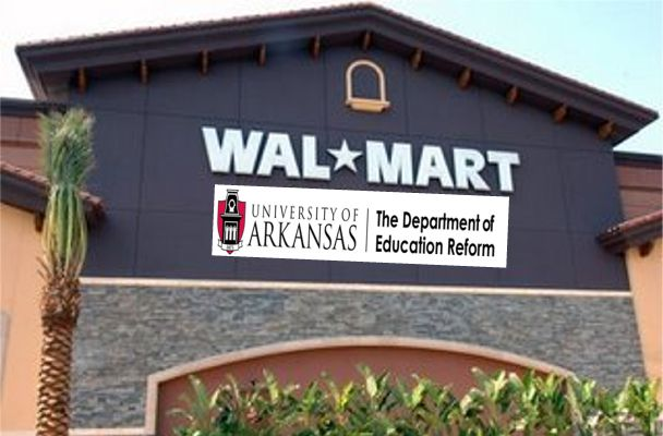 "Image result for big education ape University of Arkansas ""Department of Education Reform"