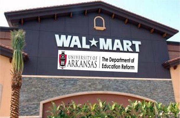 "Image result for big education ape University of Arkansas ""Department of Education Reform"