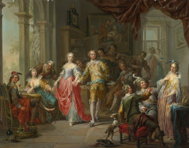 19th Century European Art Painting