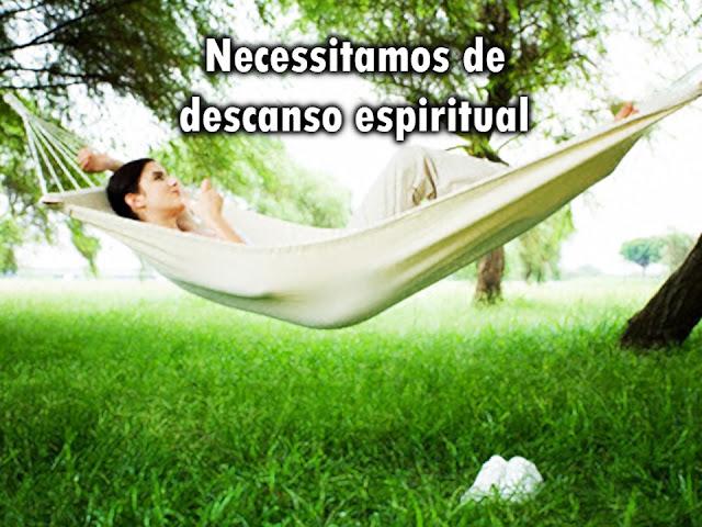 Descanço espiritual