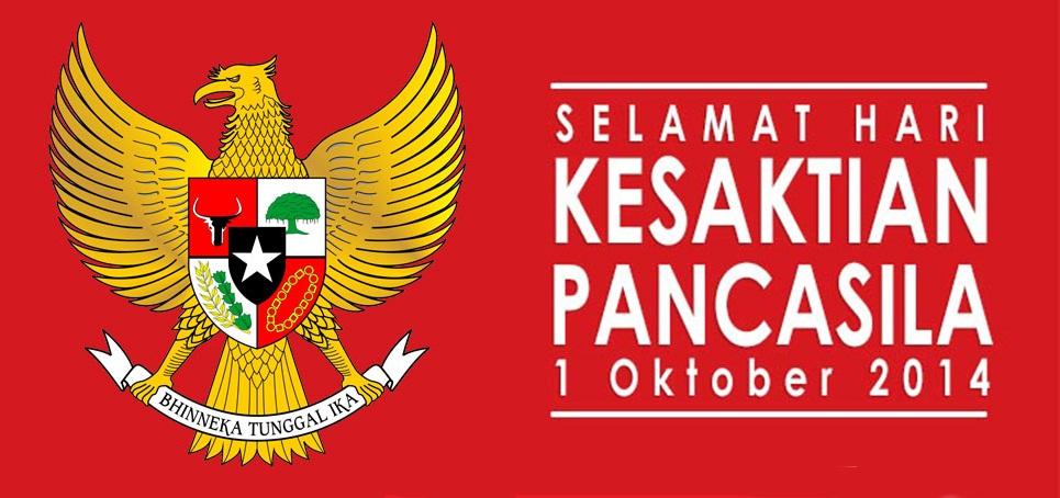 Sejarah 1 Oktober Hari Kesaktian Pancasila Tugas Kurtilas