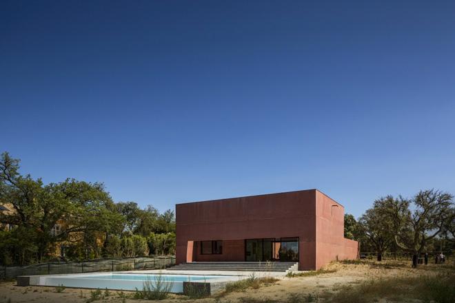 Casa de tres patios de Miguel Marcelino | Arquitectura y Diseño ...