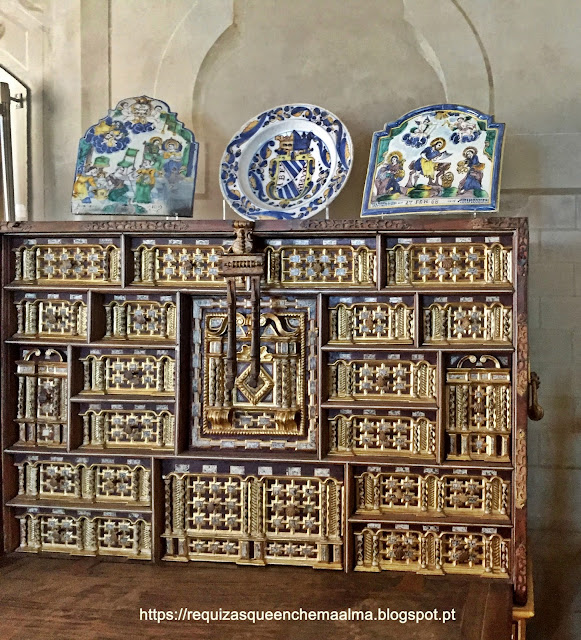 Gabinete da Condessa D'Edla, Palácio da Pena
