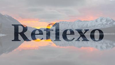 Exemplo Título: REFLEXO