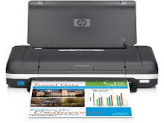 Image HP Officejet H470wf Printer