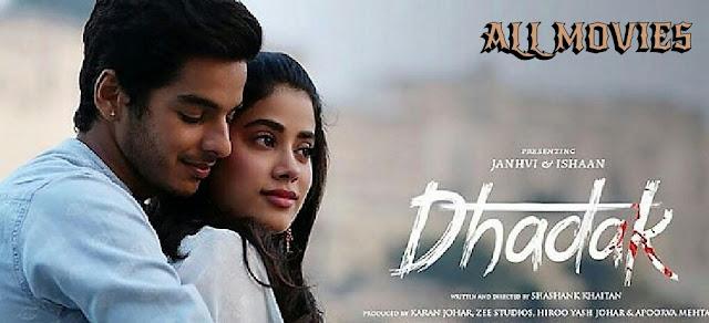 Dhadak Movie pic