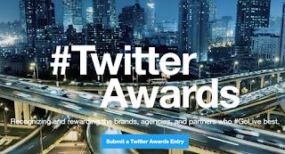 Sudahkah Anda Berpartisipasi Dalam Twitter Awards ?