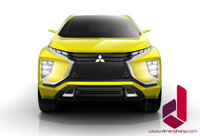 Harga Mitsubishi XM Concept