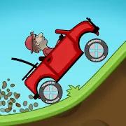 تحميل لعبة hill climb racing مهكره