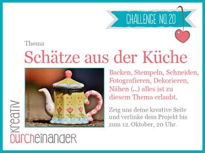 Kreativ Blog by Claudi: Kreativ-Durcheinander #20: Schätze aus ...