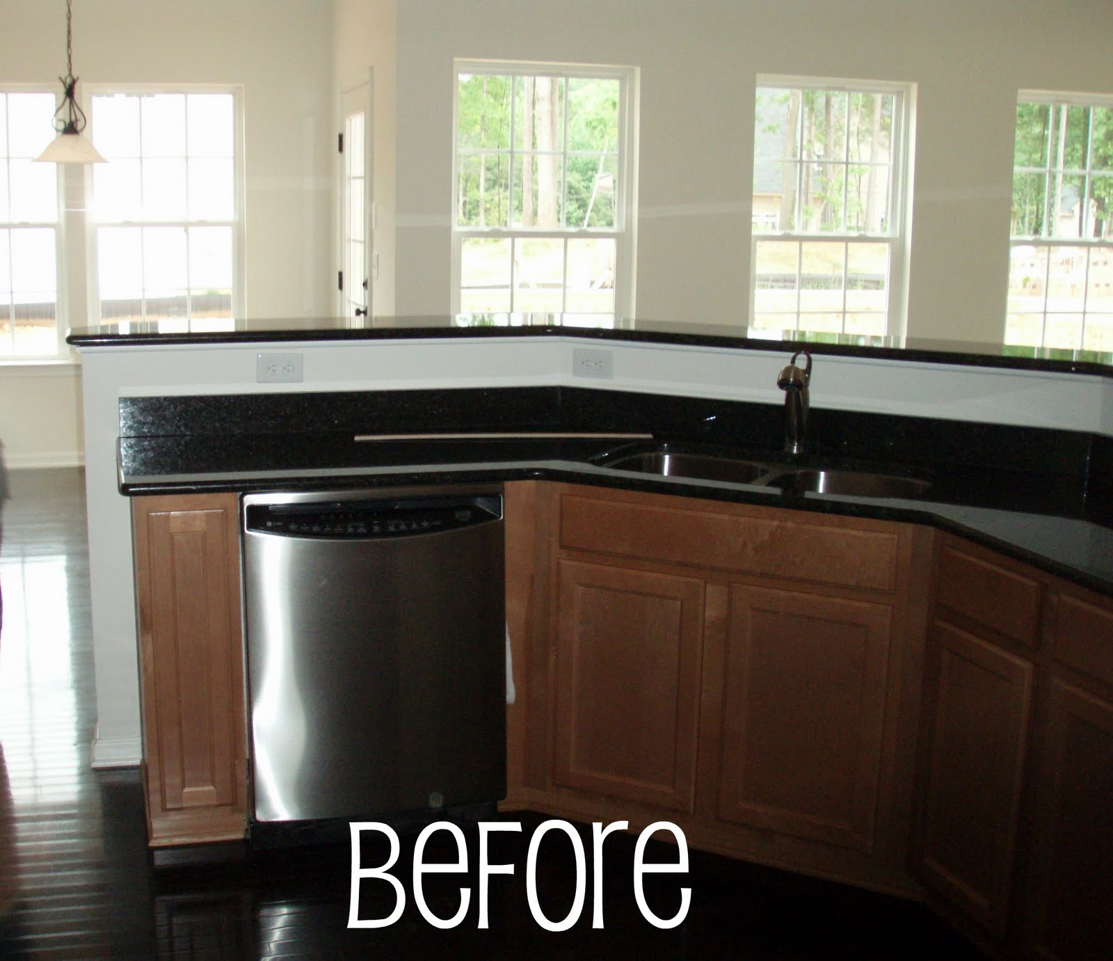 Refinishing Your Kitchen Cabinets How To Paint Kitchen Cabinets White . Full resolution‎  img, nominally Width 1600 Height 1381 pixels, img with #62402C.