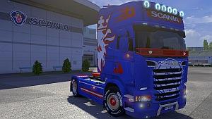 Scania Streamline Skin X