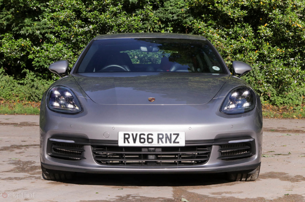 2017 Porsche Panamera Turbo Executive Review