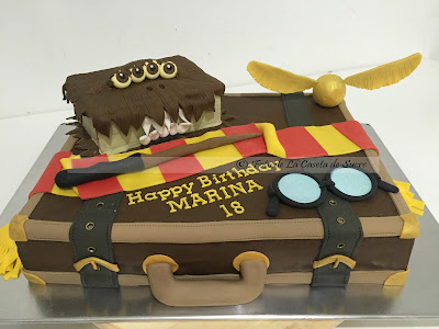 TARTA HARRY POTTER 3