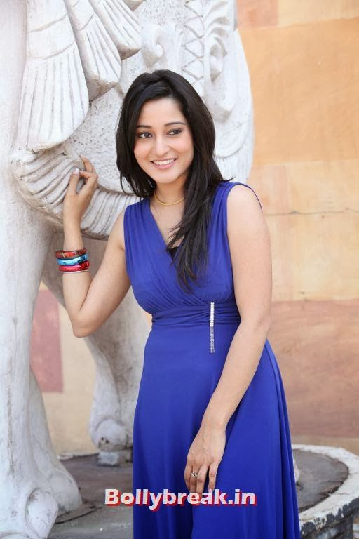 , Ritu Barmecha  Photoshoot in Purple Dress
