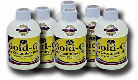 Jelly Gamat Gold-G SURABAYA MURAH
