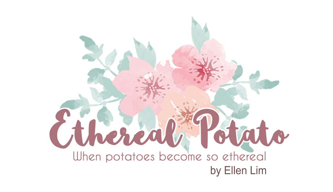 Ethereal Potato - Ellen Lim