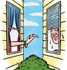 Cinco trucos para ligar con tu vecina