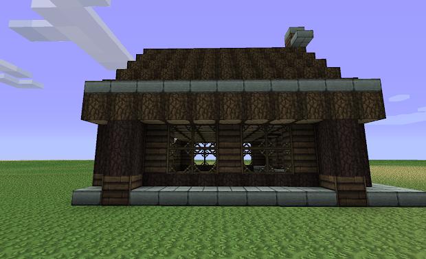Art Of Architecture Minecraft House Design Sample