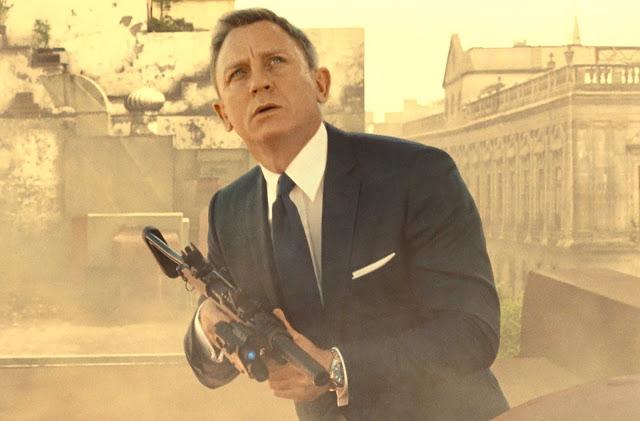 """""""Bond 25"""" tem detalhes revelados e elenco confirmado"""