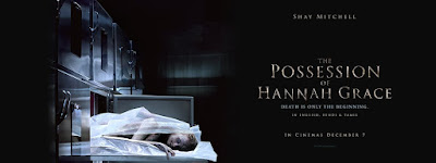 New Horror Releases: Demons Are Funny People: The Possession of Hannah Grace (2018) Reviewed