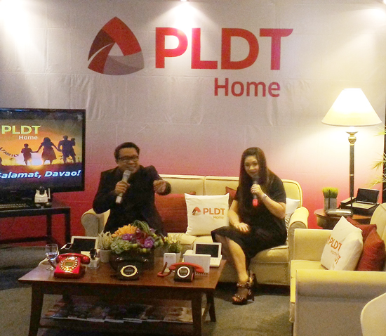 PLDT Home REGINE SERIES IN DAVAO