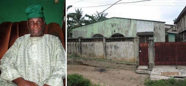 nigerian flag designer pa akinkunmi