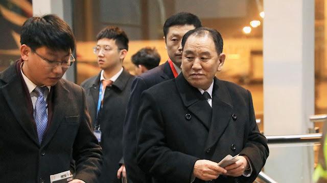 Northern Korea' Intelligence Chief Secretly Flew To U.S.