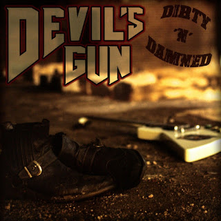 Devil's Gun live videos from their release party at Bandstationen in Ryd