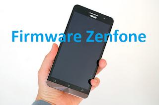 firmware asus zenfone 6