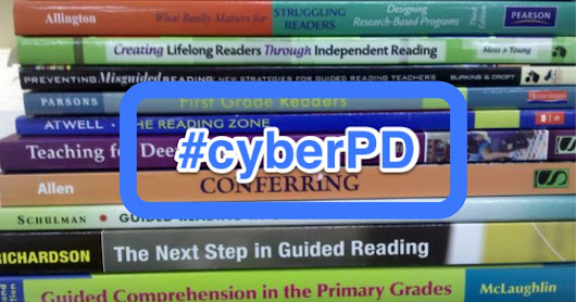 Being the Change -- Cyber PD Week 2