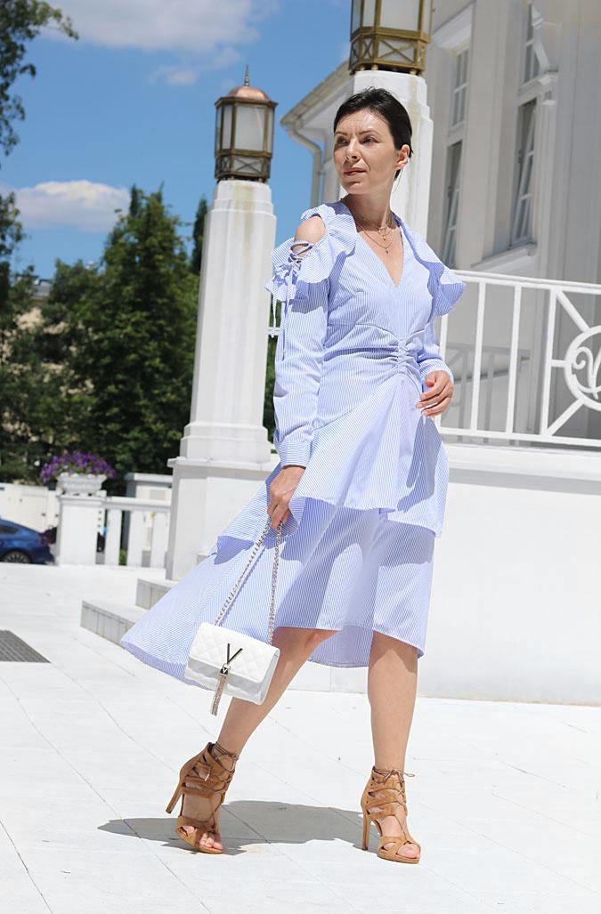blog z moda sukienki na wiosne lato 2019