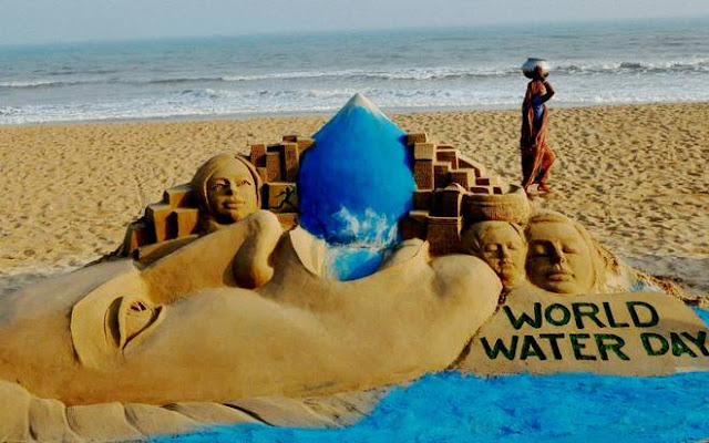 The World Water Day being observed today22 March 2017 - Daily Current Affairs