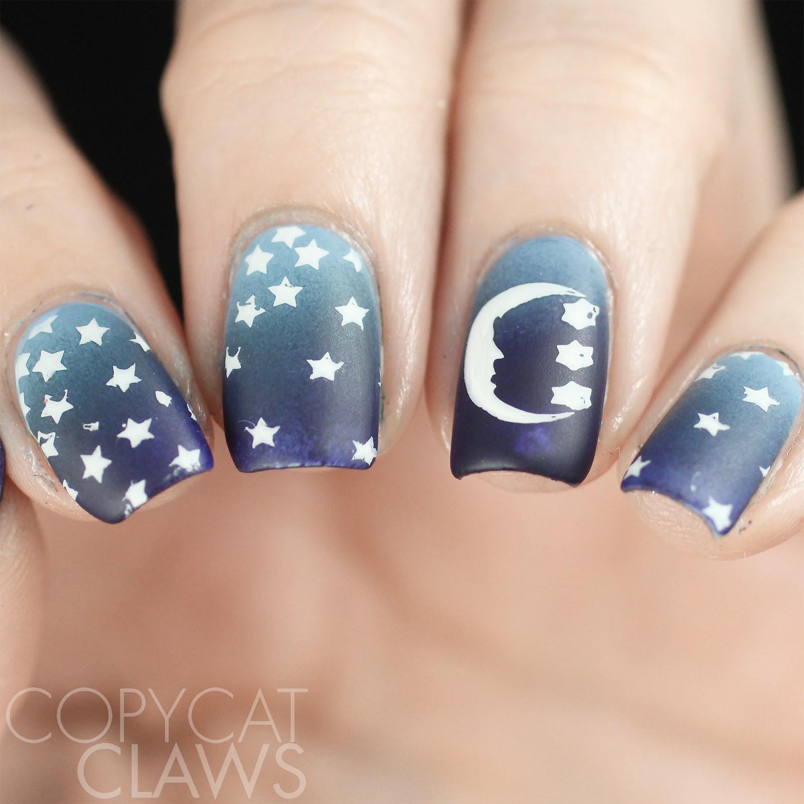 Copycat Claws 26 Great Nail Art Ideas Stars