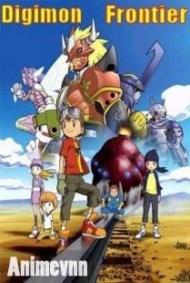 Cuộc Phiêu Lưu Của Những Con Thú Phần 4 - Digimon Frontier 2012 Poster