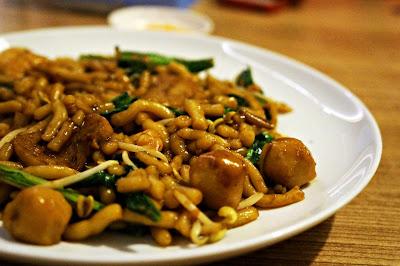 Chiam Bie Ie atau Lo Cu Pan di Kemangi Restoran