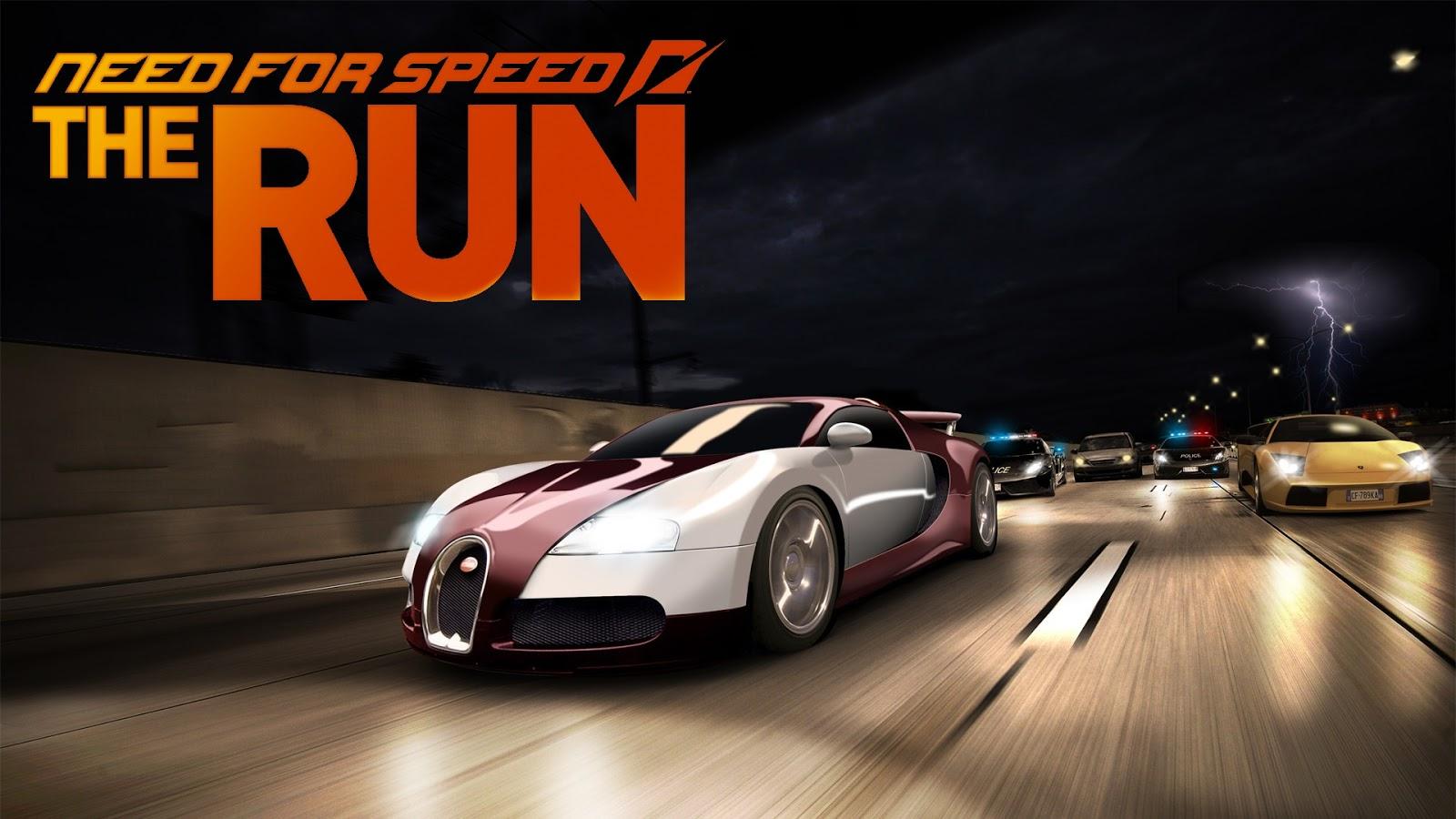 تحميل لعبة need for speed the run