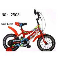 12 erminio 2503 bmx sepeda anak