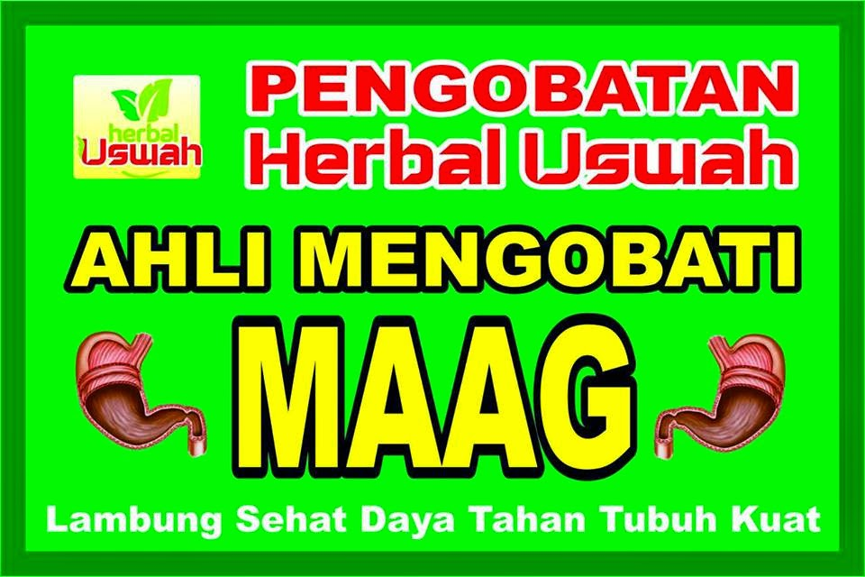 klinik pengobatan herbal maag