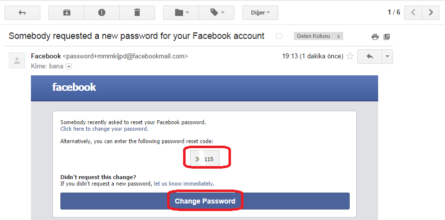 Social Media Help: How do I Recover my Facebook Login Password?