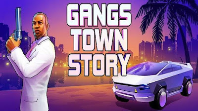 Gangs Town Story Streets of Fire MOD (Unlimited Money) APK + OBB for Android