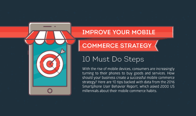 Improve Your Mobile Commerce Strategy