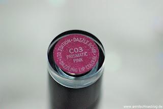 Review: CATRICE Dazzle Bomb - Glitzer Explosion vom feinsten!!!  - Primer - Dazzle Bomb - Lippenstift - Dazzle Bomb - Dazzling Lip Colour - www.annistchkasblog.de
